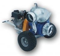 D100, UM200 - Pompy spalinowe powodziowe