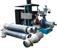 D200, I00R801 - Pompownie spalinowe IRTEC specjalne