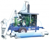 D200 - Pompownie spalinowe IRTEC, sadownicze, dużej wydajności