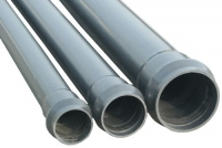 Rurociągi ciśnieniowe PVC
