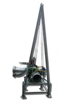 Pompownia ciągnikowa MB20
