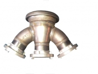 Collectors for high efficiency pumps