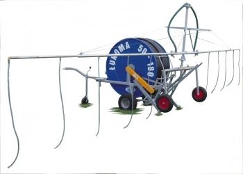 Reel irrigation machine ŁUKOMA 50/210