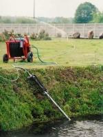 System deszczowni szpulowej LEADER 32/70 do nawadniania trawników