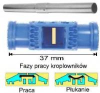 Linia kroplująca DRIP-LINE z kompensacją ciśnienia