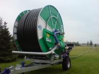 SR00 - Deszczownie szpulowe produkcji firmy IRTEC