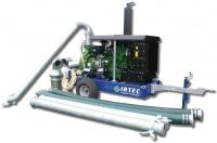Pompownia spalinowa IRTEC J12R044