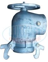 F532,5 - Łuki hydrantowe hakowe