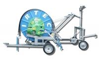 Deszczownia szpulowa IRTEC 58G/250 - Sterowanie mechaniczne