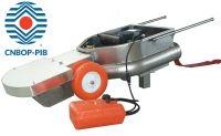 Pompa popowodziowa wielkiej wydajności pływająca