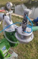 Próżniowe zawadnianie wspomagane pneumatyką ciągnika