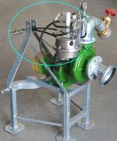 Próżniowe zawadnianie wspomagane hydrauliką ciągnika