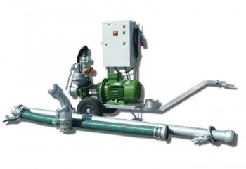 Pompownia elektryczna monoblokowa MN30E50-200