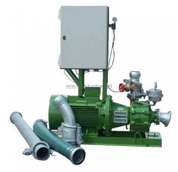 Pompownia elektryczna E320.ME50K100-160/1 37kW