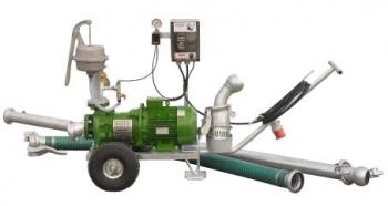 Pompownia elektryczna monoblokowa MN7,5E32-160