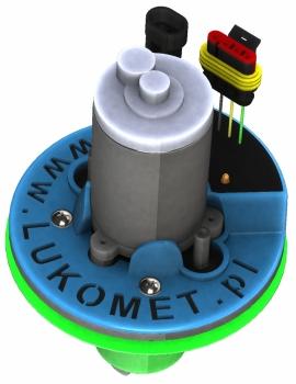 Elektroniczny sterownik atomizera