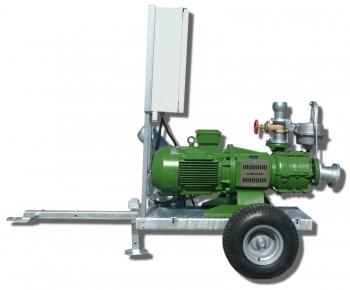 Pompownie elektryczne E320.ME17K65-32/3 15kW