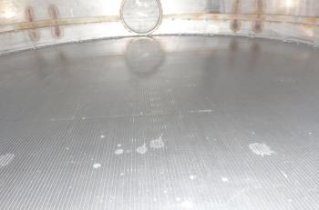 Ruszt szczelinowy filtra ze stali kwasoodpornej