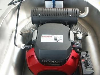 Pompa wielkiej wydajności pływająca T141 - Meduza