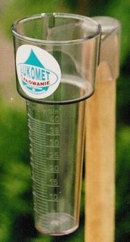 Deszczomierz szklankowy