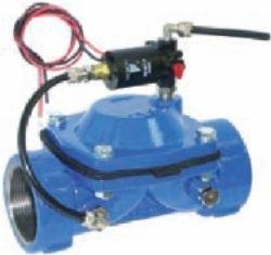 Elektrozawory hydrauliczne
